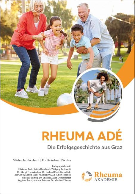 Buchcover Rheuma ade