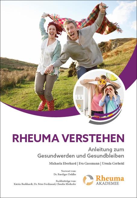 Titelseite Rheuma verstehen Rheuma Akademie
