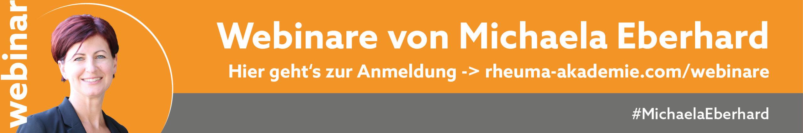 Banner Webinare Rheuma Akademie