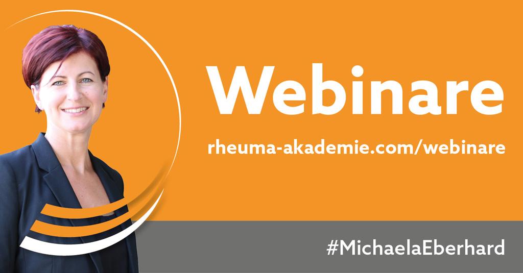 Webinare Rheuma Akademie